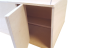 Preview: INT-Transportkiste-Holz 40x30x11cm / 1-tlg