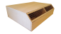 Preview: INT-Transportkiste-Holz 40x30x11cm / 2-tlg